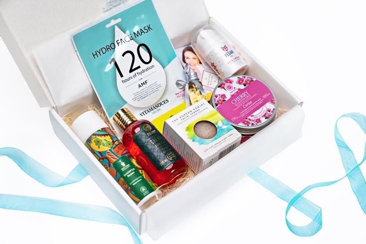 Beauty-box BLAURI: Все необходимое в одной коробочке 2 - фото №2
