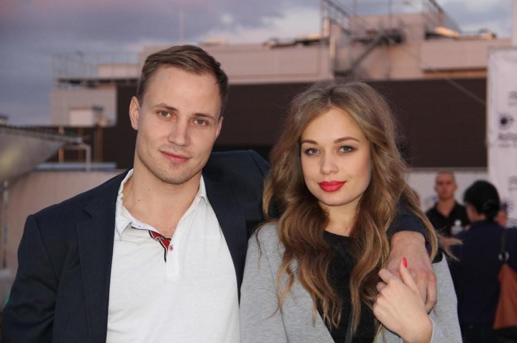 Яна Соломко и Олег Солодухов