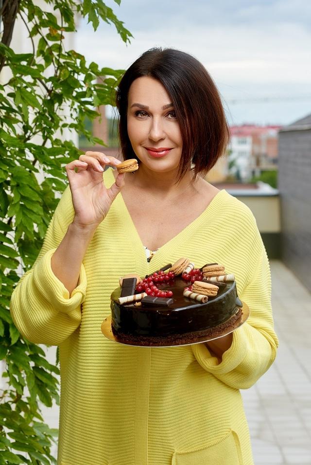 Пражский торт от Наталии Мосийчук