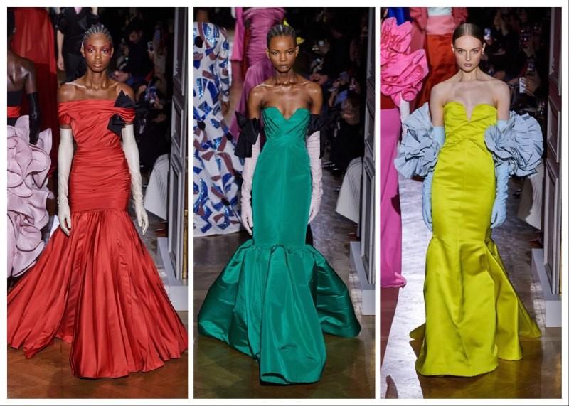 Богемный кутюр: Valentino, Dior, Elie Saab на неделе высокой моды - фото №1