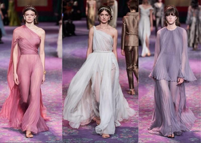 Богемный кутюр: Valentino, Dior, Elie Saab на неделе высокой моды - фото №5