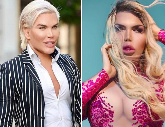 """""""Я всегда был Барби"""": """"живой Кен"""" объявил себя женщиной-трансгендером"""