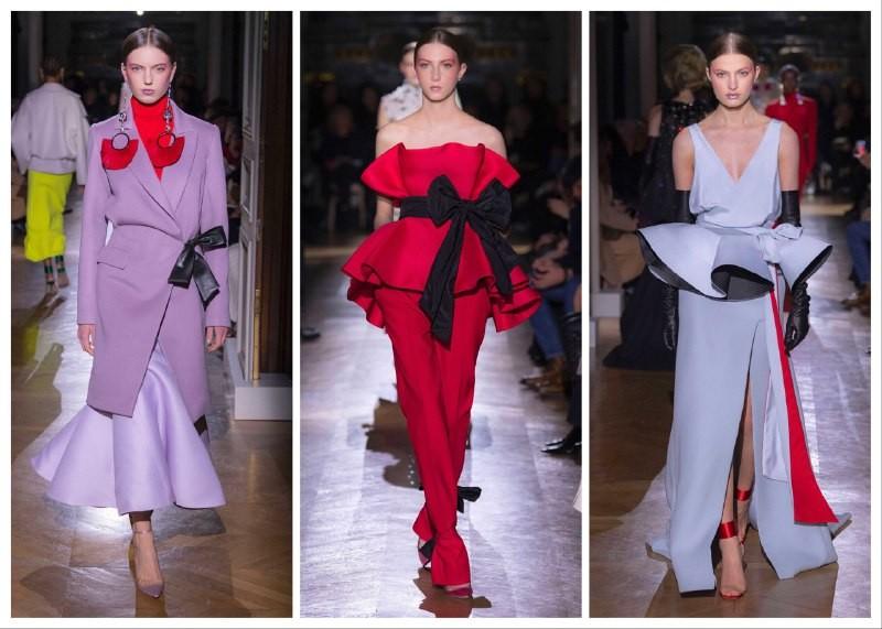 Богемный кутюр: Valentino, Dior, Elie Saab на неделе высокой моды - фото №4