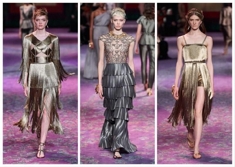 Богемный кутюр: Valentino, Dior, Elie Saab на неделе высокой моды - фото №7