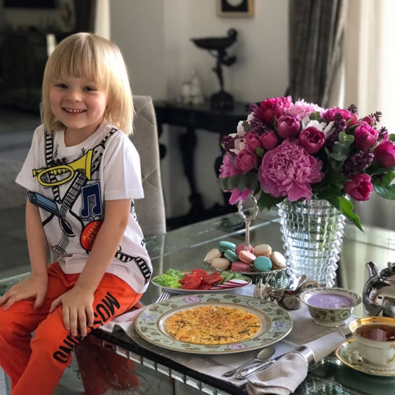 Яна Рудковская завтраки