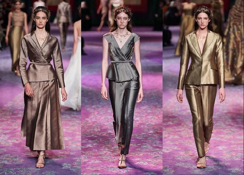 Богемный кутюр: Valentino, Dior, Elie Saab на неделе высокой моды - фото №8