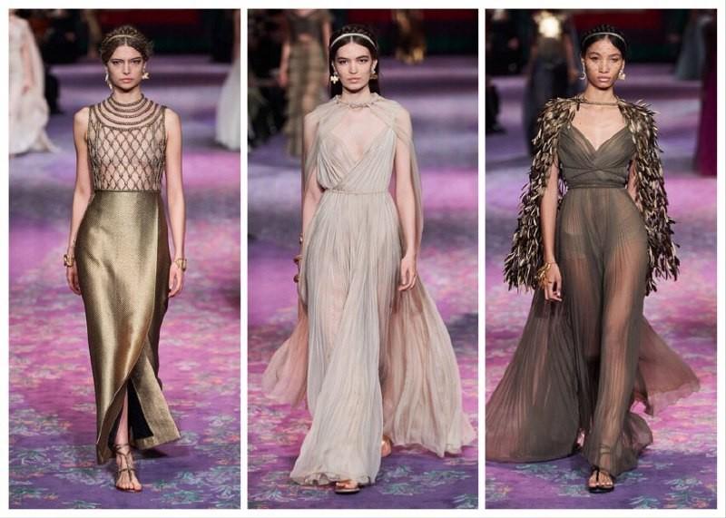 Богемный кутюр: Valentino, Dior, Elie Saab на неделе высокой моды - фото №6