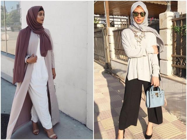 Девушка в хиджабе