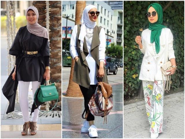 тренды на хиджаб