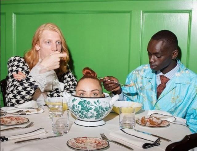 Gucci открывают новый ресторан в Америке