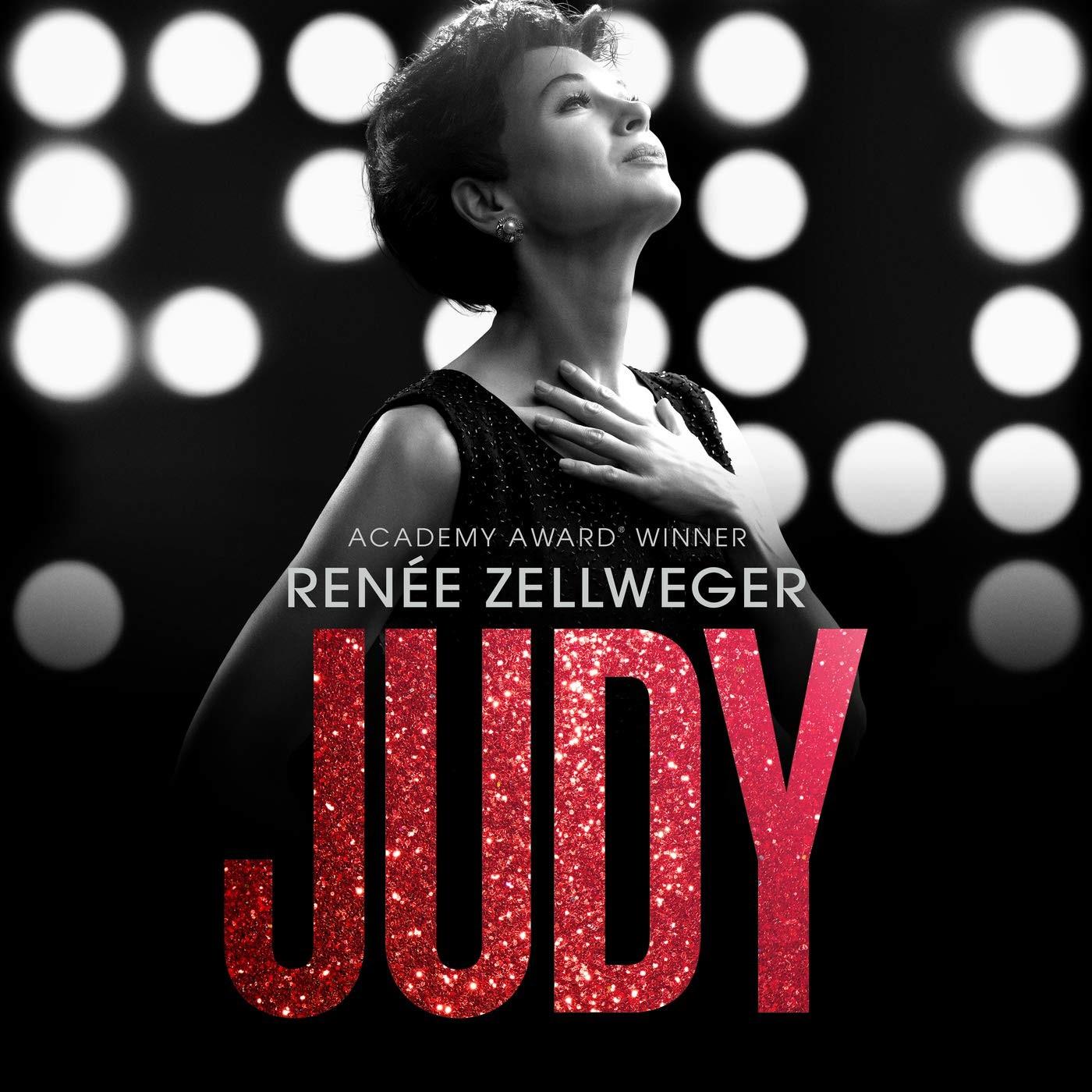 Фильм Джуди Оскар-2020 интересные факты: актриса Джуди Гарленд и Рене Зеллвегер
