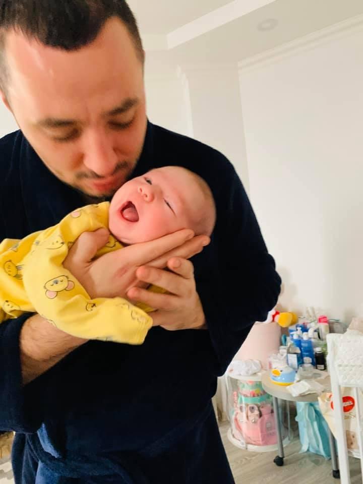 Певица Наталка Карпа фото и имя дочери: дети