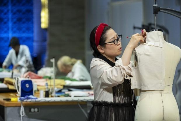 "Звезда родилась: победительница ""Next in Fashion"" дизайнер Ким Мин Чжу - фото №2"