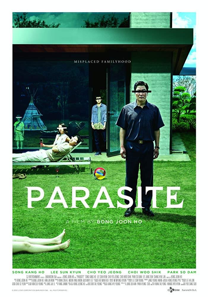 Южнокорейский фильм Паразиты: подробности, актеры, интересные факты