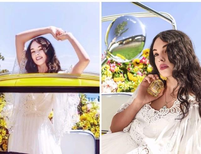Дочь Моники Беллуччи и Венсана Касселя стала лицом нового аромата Dolce & Gabbana