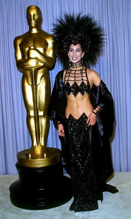 В преддверии Оскара: обзор лучших нарядов в за всю историю (ФОТО) - фото №6