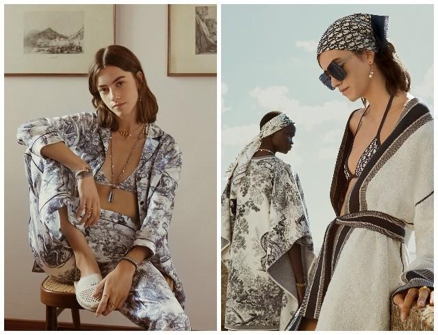 Тренд на комфорт. Dior выпустили коллекцию домашней одежды (ФОТО+ВИДЕО)