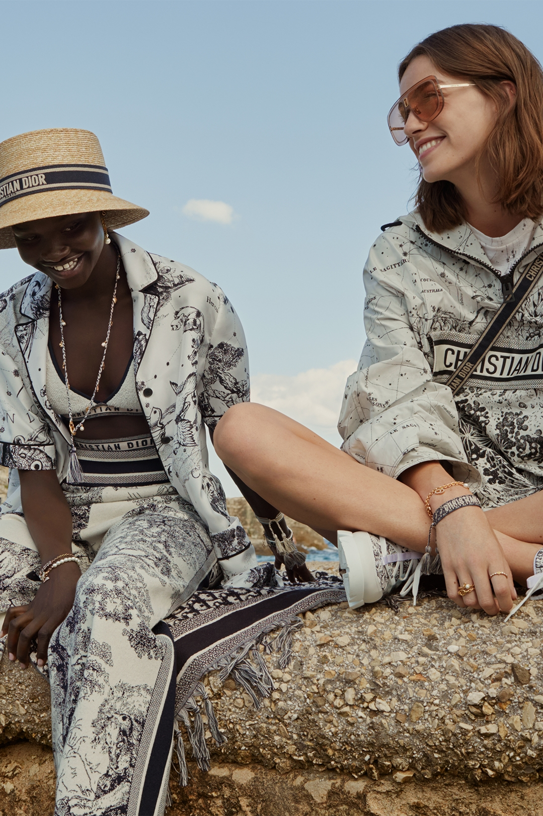 Тренд на комфорт. Dior выпустили коллекцию домашней одежды (ФОТО+ВИДЕО) - фото №4