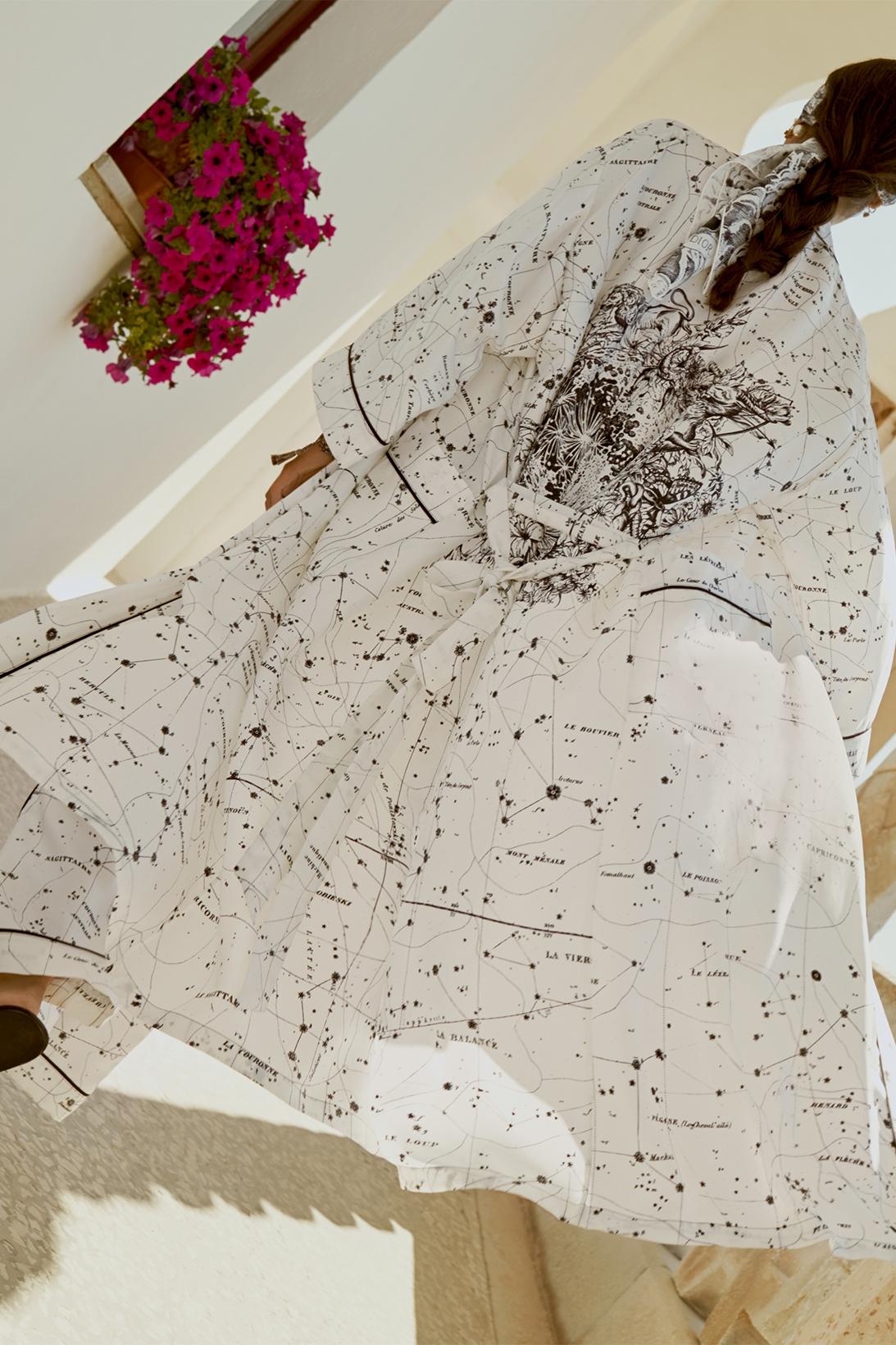 Тренд на комфорт. Dior выпустили коллекцию домашней одежды (ФОТО+ВИДЕО) - фото №3