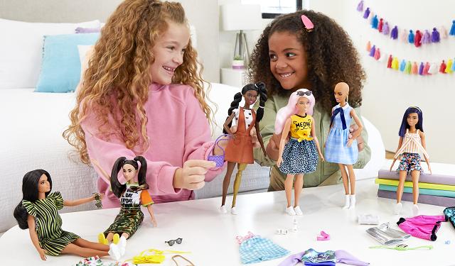 Барби исследование