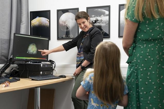 Доктор Сара Герсон визуализация работы мозга