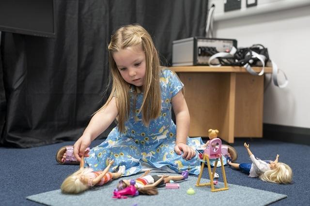 Барби исследование польза для детей