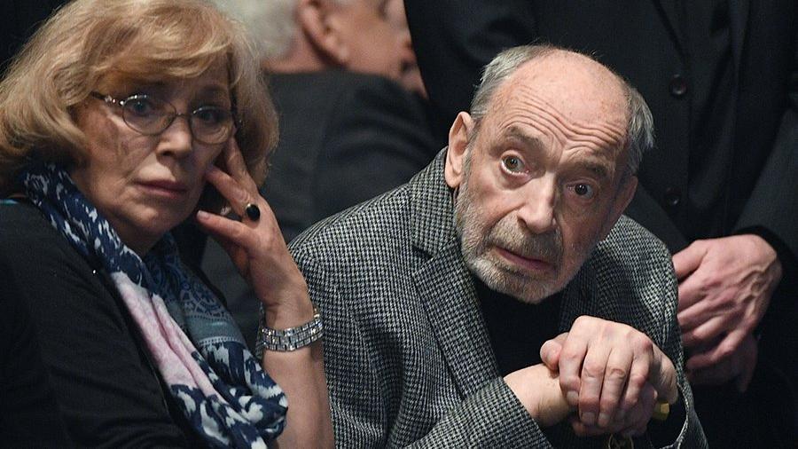 Умер Валентин Гафт, знаменитый актер и театральный режиссер... - фото №1