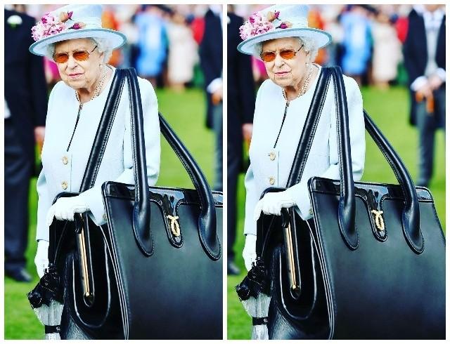 """Сайт любимых сумок Елизаветы II не выдержал ажиотажа после выхода """"Короны"""" и вышел из строя"""